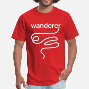 Wanders Wanderer - Men's T-Shirt