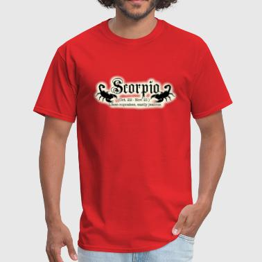 Scorpio Birthday Scorpio - Men's T-Shirt