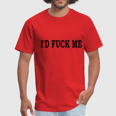 Fuck me - Sex - Men's T-Shirt