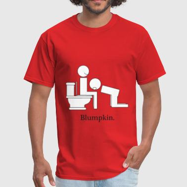 Pooping Sex blumpkin - Men's T-Shirt