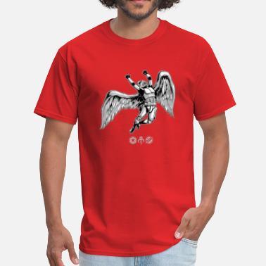 7da407362 Led Zeppelin Icarus Trooper - Men's T-Shirt