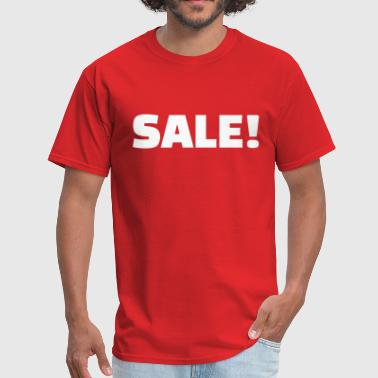 Sale - Men's T-Shirt