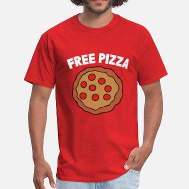 Free Fall Gravity falls - Free pizz - Men's T-Shirt