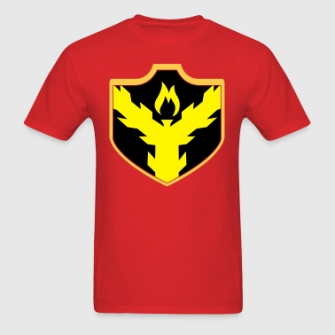Clash With Your Clan, Custom Clan Shields - Men's T-Shirt