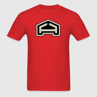 house music - Men's T-Shirt
