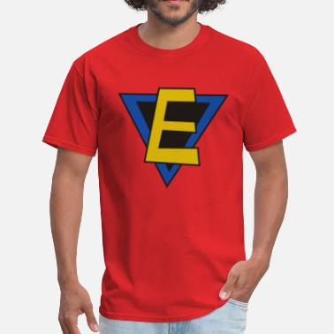 Comic Book Guy superhero Everyman - Men's T-Shirt