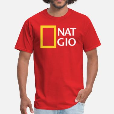 Geographic National Giovani - Men's T-Shirt