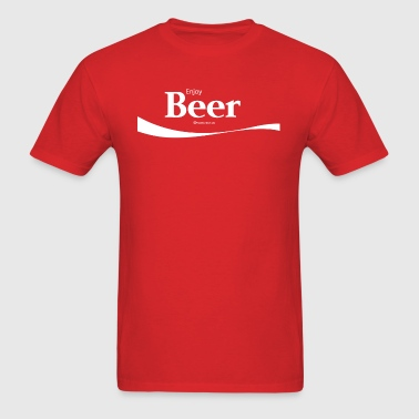 Enjoy Beer Women's T-Shirt - Men's T-Shirt