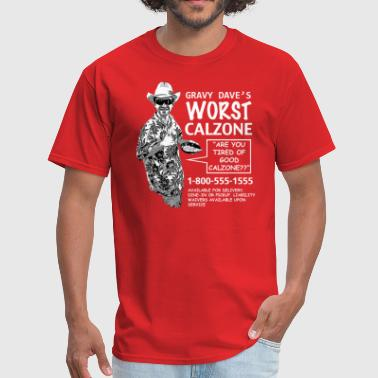 Worst Calzone - Men's T-Shirt