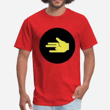 Funny Humor Sign Sex Symbol shokem - Men's T-Shirt