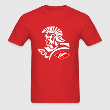 spartak gladiator football club - Men's T-Shirt