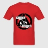Choke Dealer (Black) - Men's T-Shirt