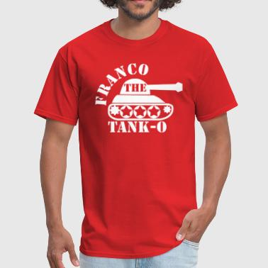 Franco The Tanko - Men's T-Shirt