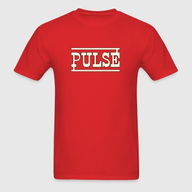 pulse - Men's T-Shirt