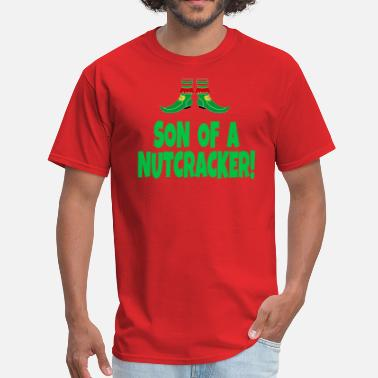 Buddy Son Of A Nutcracker - Elf Quote - Men's T-Shirt