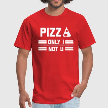Brick Oven PIZZA - Men's T-Shirt