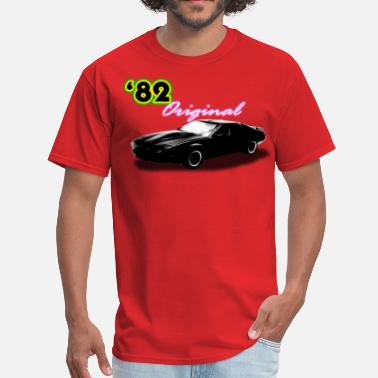 Kitt '82 Original - Men's T-Shirt