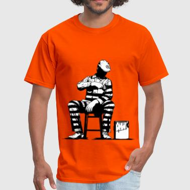 Dolk Prison Painter - Men's T-Shirt