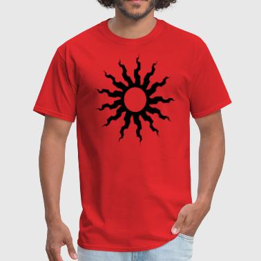 Tribal Sun - Men's T-Shirt