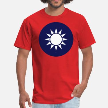 Republic Of China Flag TAIWAN / REPUBLIC OF CHINA - Men's T-Shirt