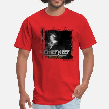 3hunna Chief Keef Delux Cover - Men's T-Shirt