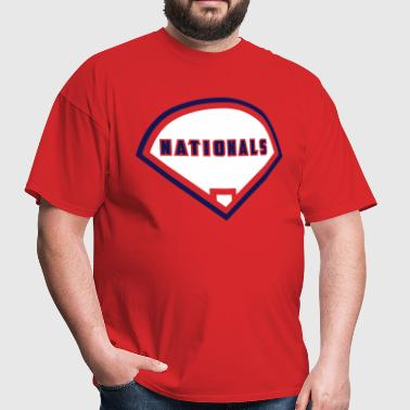 Nationals - Men's T-Shirt