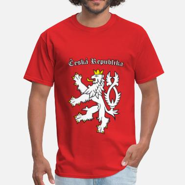 Czech Republic Česká republika (Czech Republic) - Men's T-Shirt