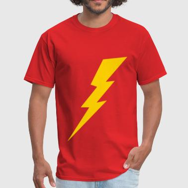 Lightening Bolt - Men's T-Shirt
