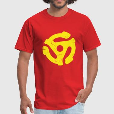 45_rpm_spider - Men's T-Shirt