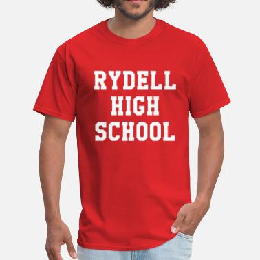 Grease Movie Rydell High School - Men's T-Shirt