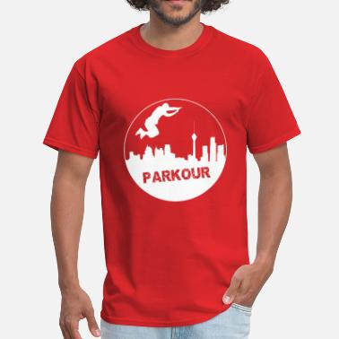 Parkour City Sport Parkour City - Men's T-Shirt