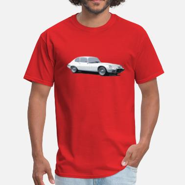 Jaguar Vintage Car Vintage car - Men's T-Shirt