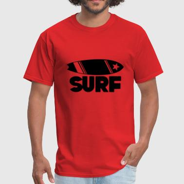 Surf,Surfing,Bunny,honey,surfboard,wave,windsurfin - Men's T-Shirt