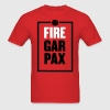 Fire Gar Pax - Men's T-Shirt