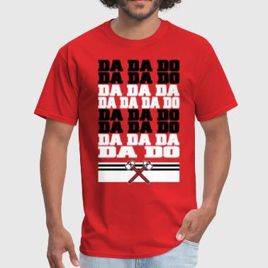 Chicago Goal Song Red - Men's T-Shirt