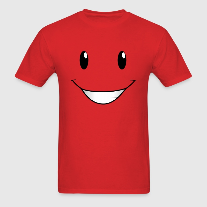 Face From Nick Junior - Men's T-Shirt