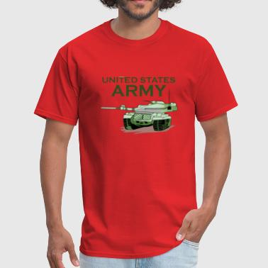 State Slogan United State Army - Men's T-Shirt