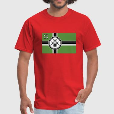 Holy Land kekistan flag - Men's T-Shirt