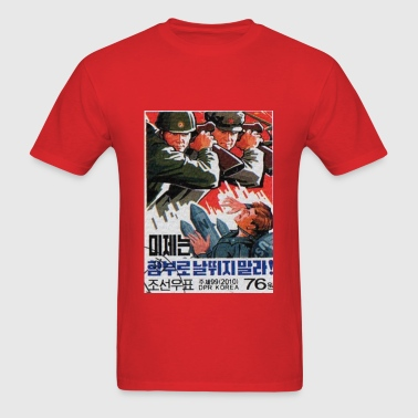 North Korea vs. USA - Men's T-Shirt
