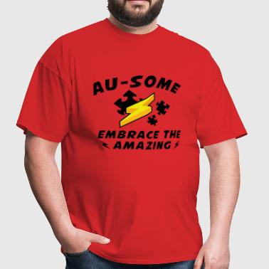 AU-SOME - Men's T-Shirt