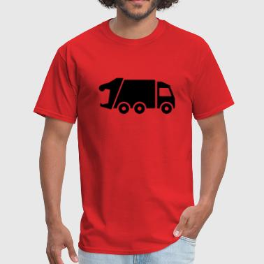 Garbage truck - Men's T-Shirt