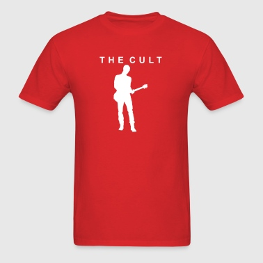 The Cult  - Men's T-Shirt