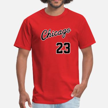 Sports Jersey Chicago Sports Jersey - Men's T-Shirt