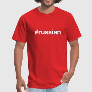 Russian Vodka RUSSIAN - Men's T-Shirt
