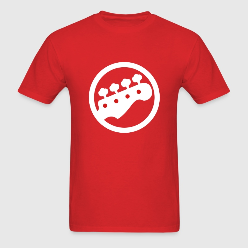 Scott Pilgrim Vector Bass Rockband T-Shirt - Men's T-Shirt