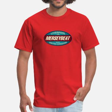 Merseybeat merseybeat - Men's T-Shirt
