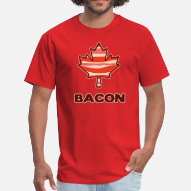 Bacon Pride Canadian Bacon - Men's T-Shirt