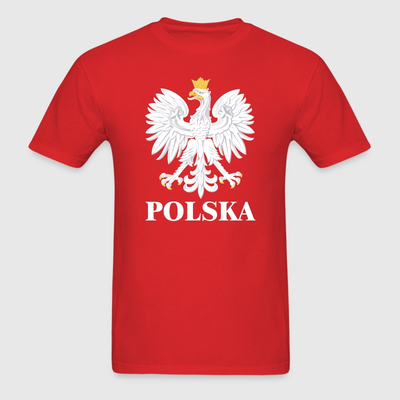 Polska 3 - Men's T-Shirt