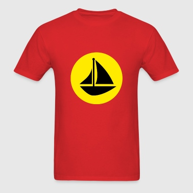 Boat - Men's T-Shirt