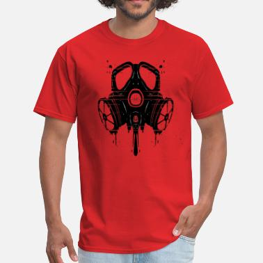 Graffiti mask face - Men's T-Shirt